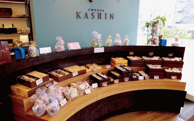 「デリスタ」で紹介!SWEETS KASHIN 焼き菓子詰め合わせ